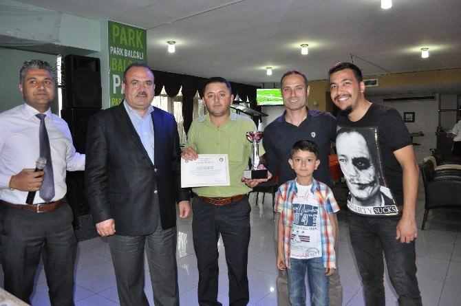 Balcalı Futbol Turnuvasında Şampiyon Cks