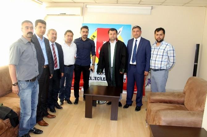 Hukukçular Derneği Kayseri Şube Başkanı Seyit Halil Yüzgeç: