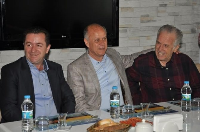 Balkanlardan Şeboy'a Açık Destek