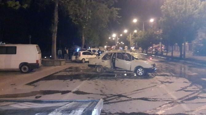 Beyşehir'de Trafik Kazaları: 3 Yaralı