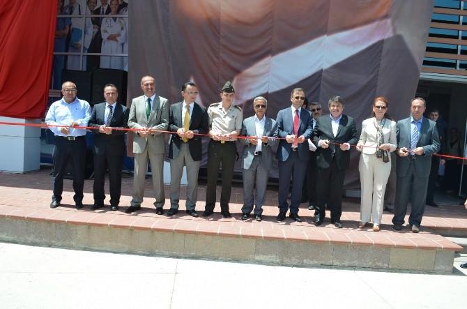 Kula SGK Binasının Açılışı Yapıldı