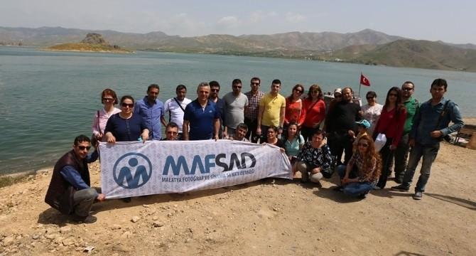 Mafsad Üyeleri Dersim'i Fotoğrafladı