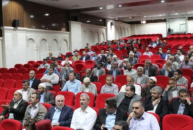 Mardin'de 'Bir Yetime Aile Olmak' Paneli