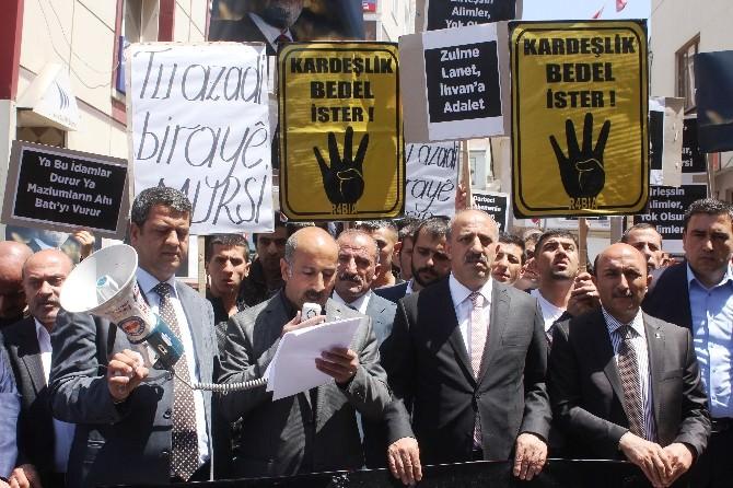 Memur Sen'den Mursi'nin İdam Kararına Tepki