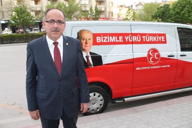 MHP Konya Milletvekili Mustafa Kalaycı: