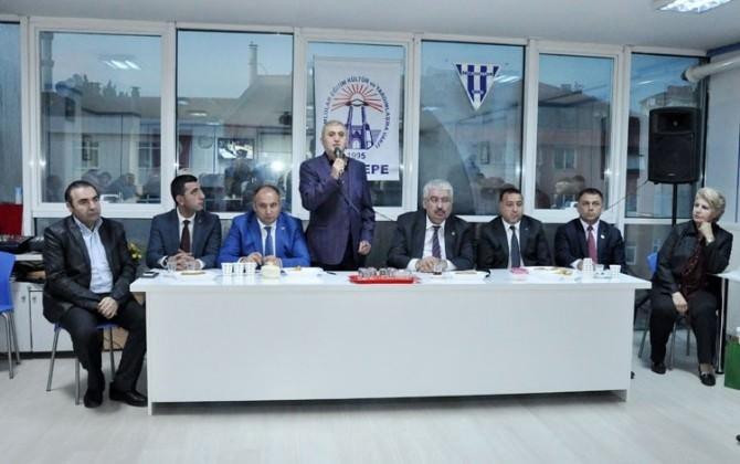 MHP İstanbul Milletvekili Adayları Maltepe'de Dadaşlarla Buluştu...