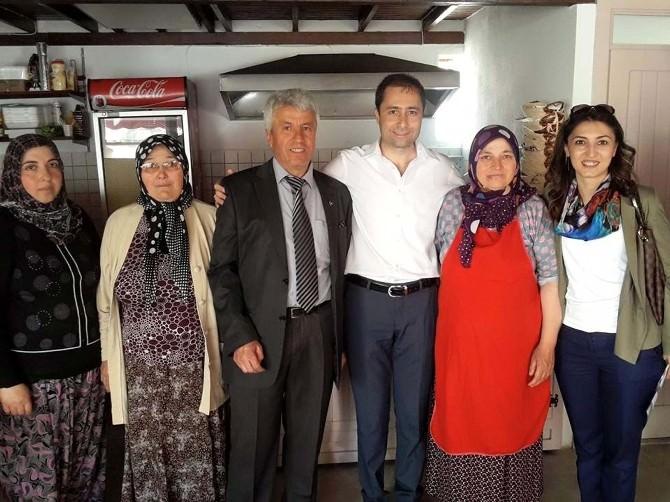 MHP Milletvekili Adayı Tuna, Seçim Çalışmalarına Devam Ediyor