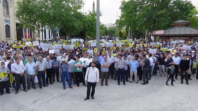 Konya'dan Mursi'ye Destek