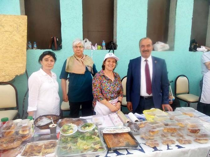 Mudanya'da Lezzet Şenliği