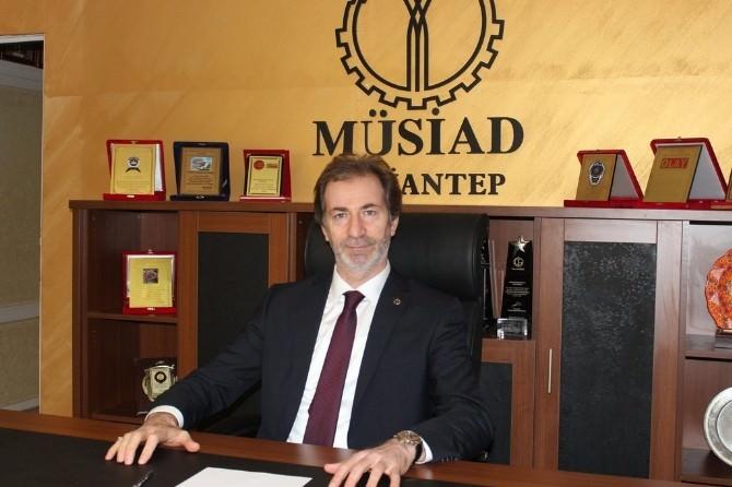 MÜSİAD Başkanı Çelek'in 19 Mayıs Mesajı