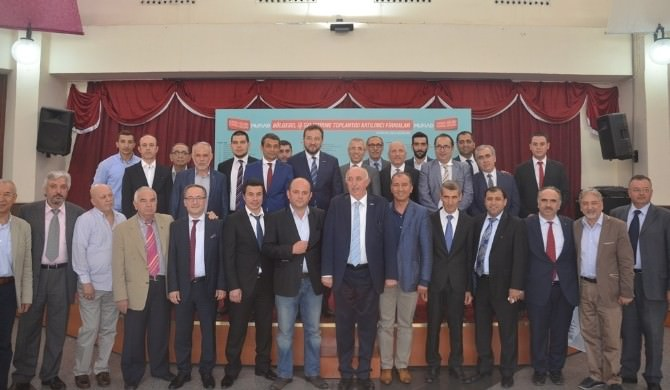 MÜSİAD İzmir Kütahya'da Toplantıya Katıldı