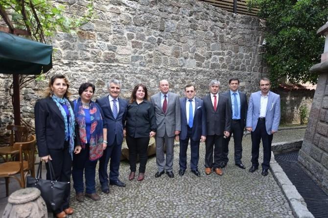 Trabzon Müzelerine 500 Bin Ziyaretçi 3 Milyon 750 Bin Para Bıraktı