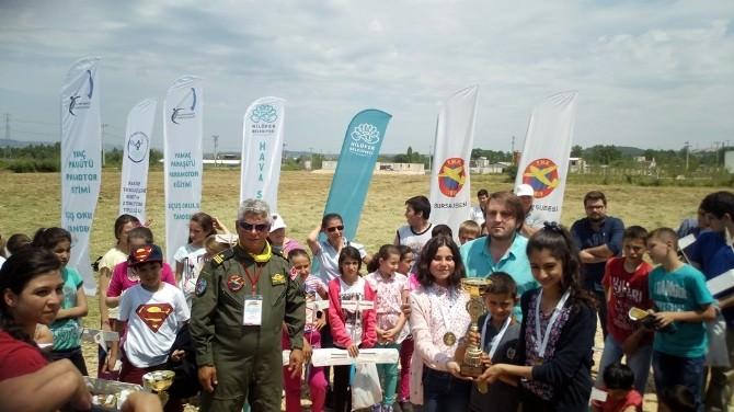 Model Uçak Ve Türk Okçuluğu Yarışlarına Büyük İlgi