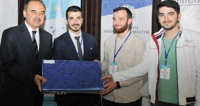 2. Öğrenci Proje Pazarı' Ödülleri Sahiplerini Buldu