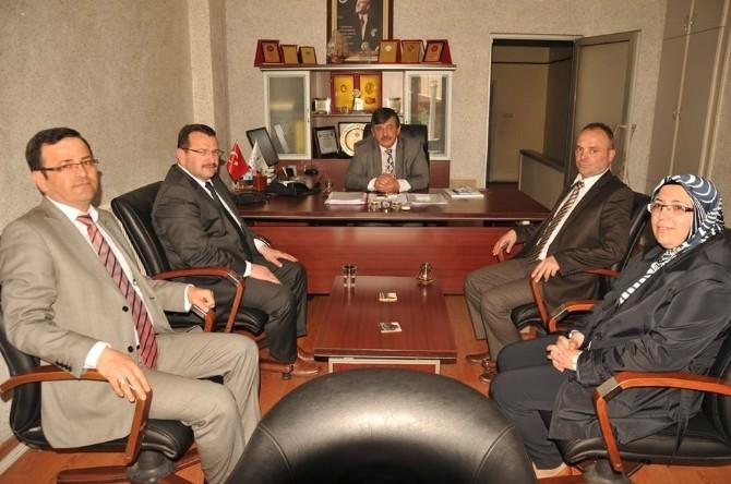 SGK Müdürü Fidan'dan Birliktir'e Ziyaret