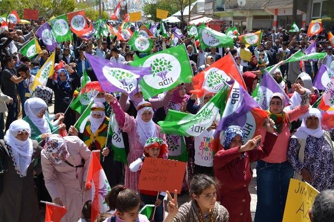 HDP'den Seçim Mitingi