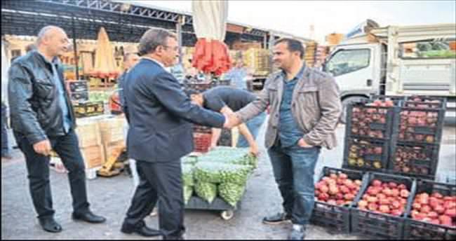 CHP'li Budak'ın tarım projeleri