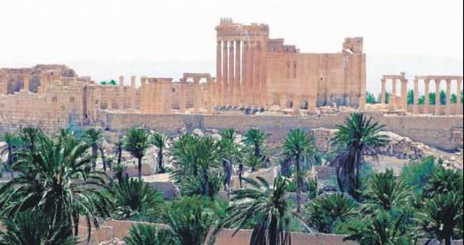Palmira çatışmalarının bilançosu 295 ölü