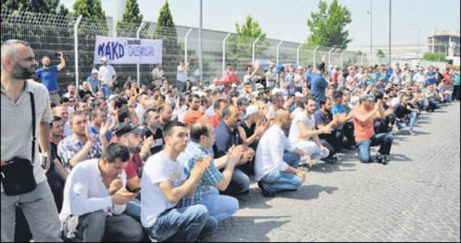 Tofaş'tan işçilere dönün çağrısı