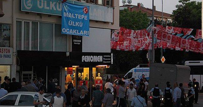 İstanbul'da silahlı kavga: 1 yaralı