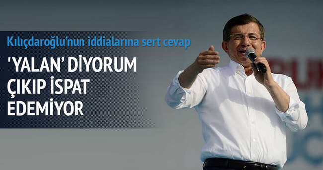 Davutoğlu: 3. Kuvay-i Milliye hareketi AK Parti'dir
