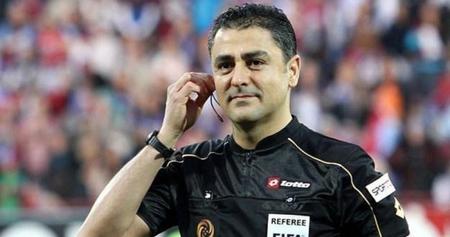 Fenerbahçe-Bursaspor maçının hakemi Yıldırım