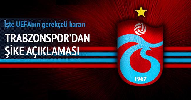 Trabzonspor şike için temyize gidiyor