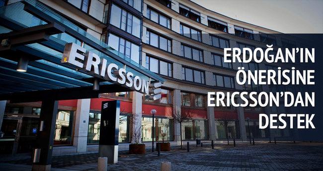 Ericsson'dan 5G önerisine destek
