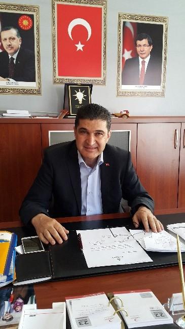 AK Parti Karaman İl Başkanı Ünlü'den Teşekkür