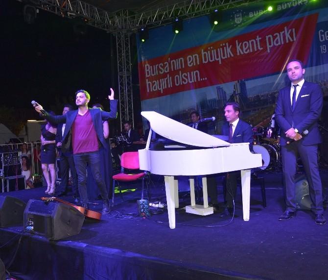 Bursa Yeniden 'Yeşil' Kimliğine Kavuştu