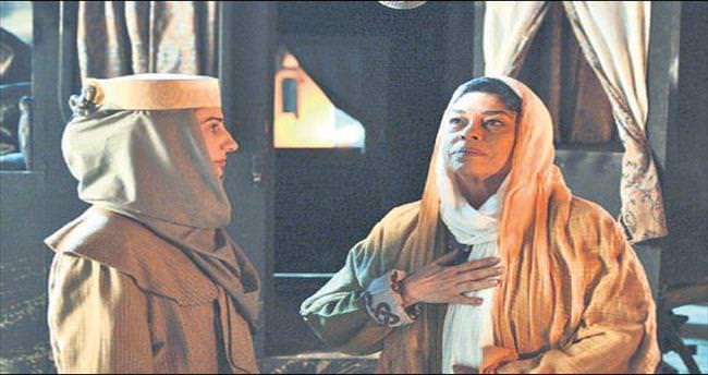 Selma Güneri 'Filinta' kadrosunda