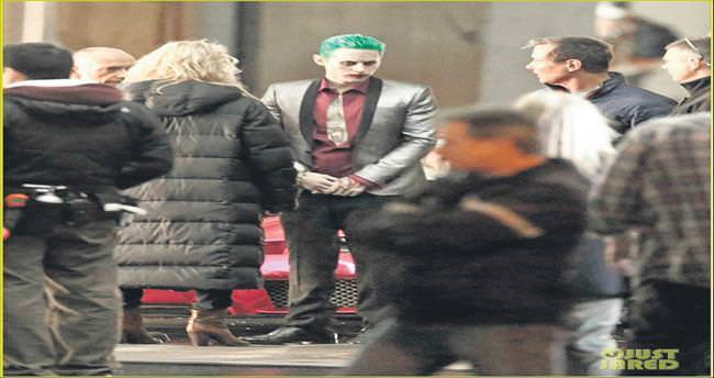 'Joker' iş başında