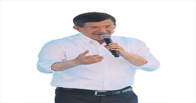 Davutoğlu'nun İzmir mitinginde sürpriz var