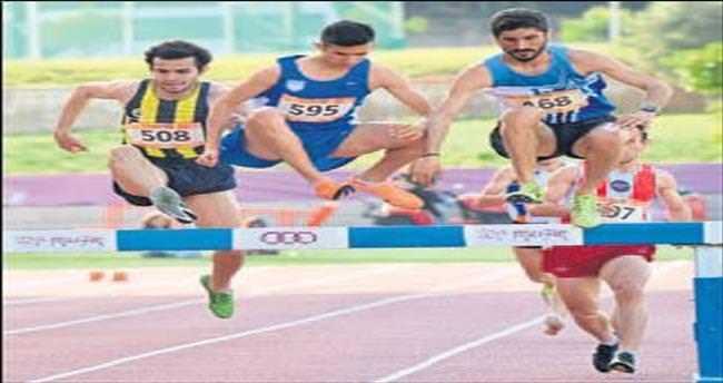 Mersin'de atletizm heyecanı