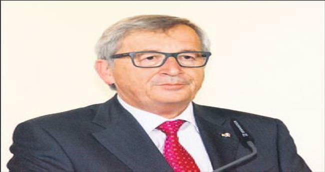 Juncker'dan 5 maddelik öneri
