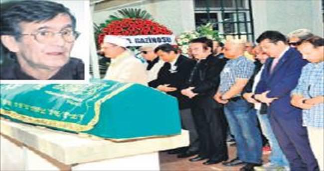 Muzaffer Özpınar'a son veda