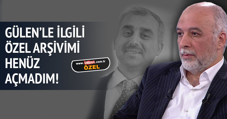 Latif Erdoğan: Mustafa Yeşil kasetçi değilse neden ABD'ye kaçtı