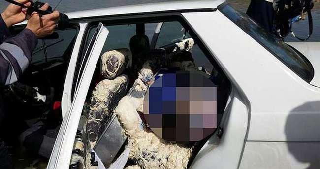 Kayıp sürücünün cesedine ulaşıldı