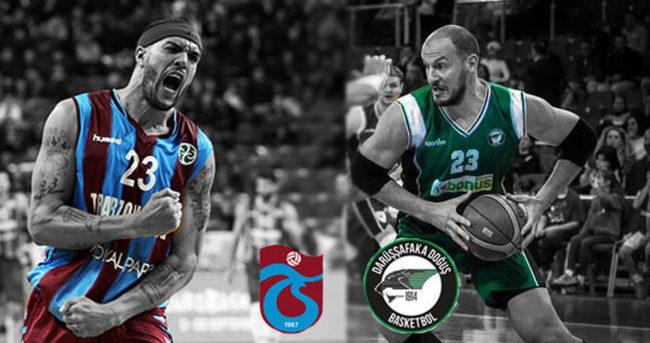 Darüşşafaka Doğuş – Trabzonspor MP Türkiye Basketbol Ligi  maçı ne zaman saat kaçta hangi kanalda?