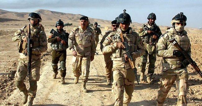 Irak ordusuna gönüllü asker aranıyor