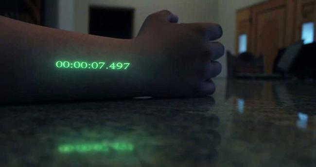 İnsan cildinde bu teknoloji kullanılacak