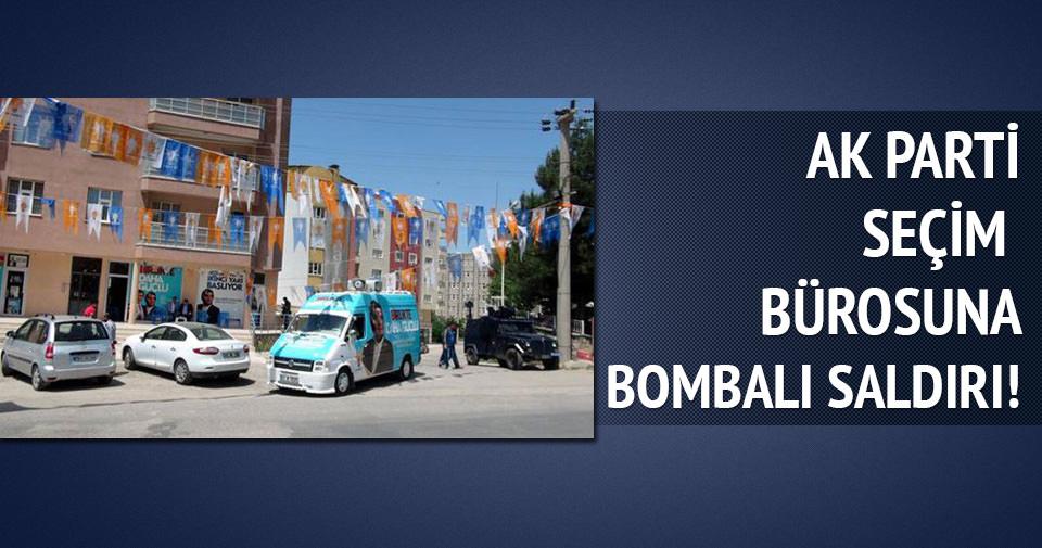 AK Parti seçim bürosuna ses bombası!