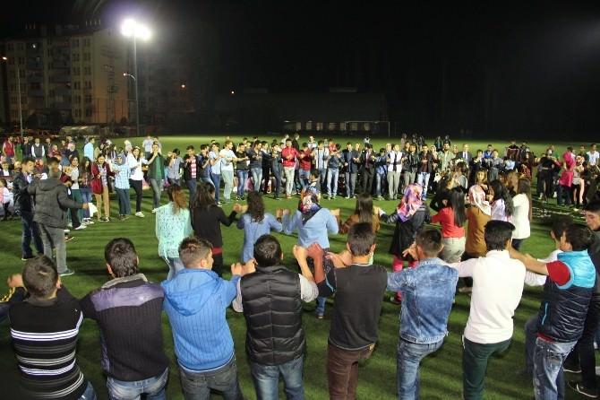 Oltu'da Muhteşem Gençlik Gecesi