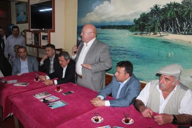 AK Parti'li Şener: 3 Parti Ve 1 Çete İstikrarı Yıkmak İçin Birleşti