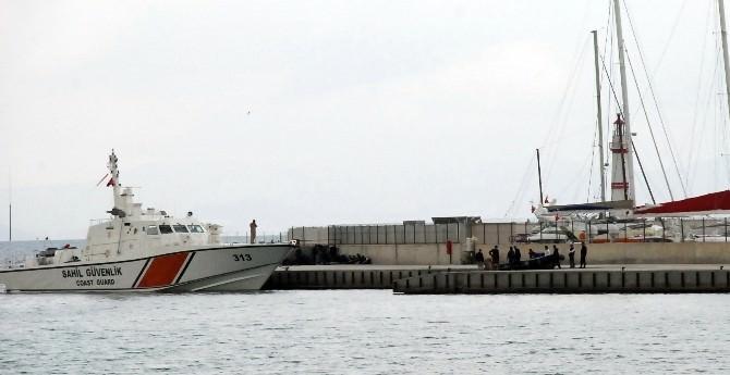 Didim'de 48 Kaçak Göçmen Yakaladı