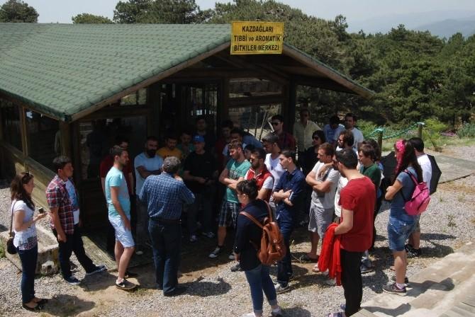 Kazdağları'nda Herbal House İle Bilim Turizmi Başladı