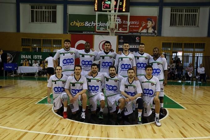 Büyükşehir Basket Takımı, Yarı Final İçin Oynuyor