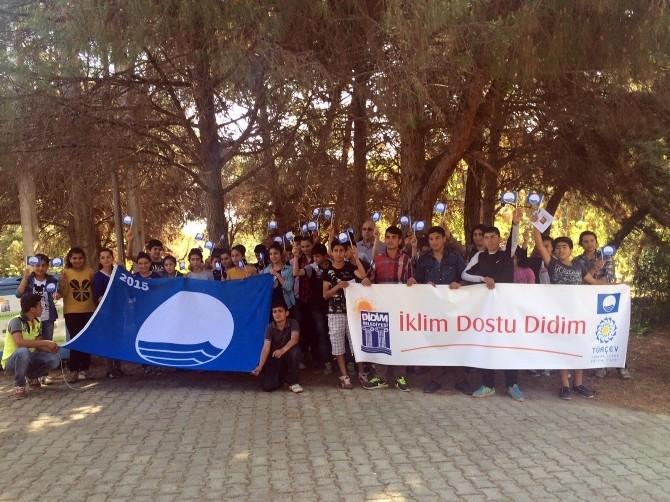 Didim Yalıköy Mahallesinde Öğrencilere Çevre Eğitimi