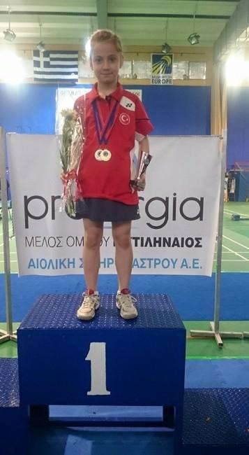 Erzincanlı Minik Şampiyondan Dev Başarı
