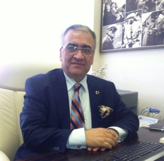 """Ener Başkanı Aksu: """"Erzurum'un Vizyon Projelere İhtiyacı Var"""""""
